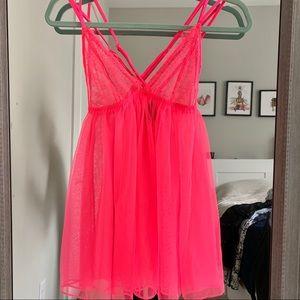 Victoria's Secret babydoll lingerie size:M